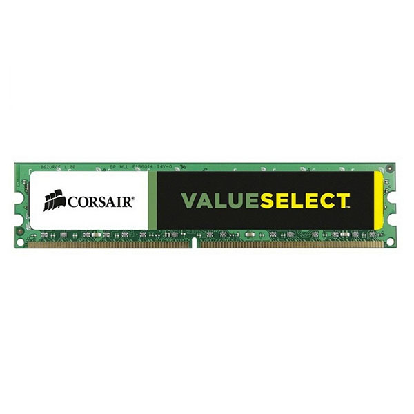 Memoria ram Corsair 4GB 1600Mhz Value Select  CMV4GX3M1A1600C11