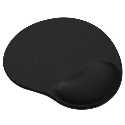 [6801] Mouse Pad IMEXX IME-25818 Round Foam Black