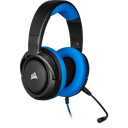 Headset Gaming Corsair HS35 estereo 3.5mm Azul