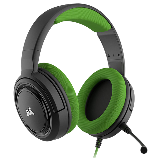 [6990] Headset Gaming Corsair HS35 estereo 3.5mm Verde