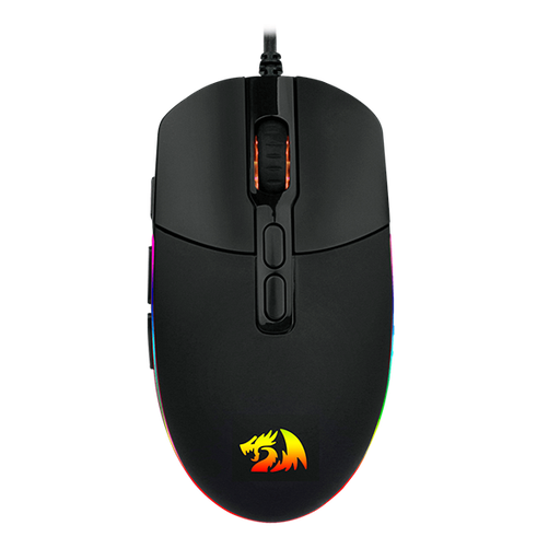 [08474] Mouse Gaming Redragon Invader M719-RGB